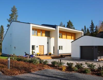 Pasyvus namas Suomijoje, Paroc Promise