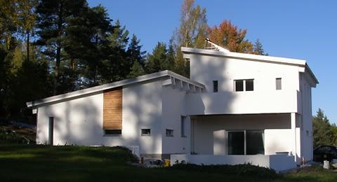 Pasyvus karkasinis namas