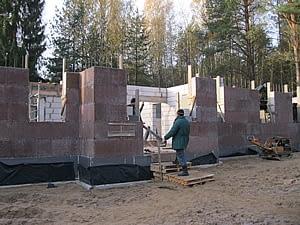 Sienų klojinys