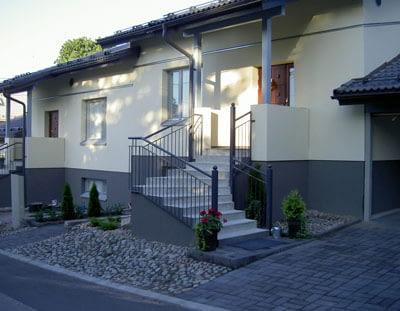 Paroc Tikkurila pasyvus dvibutis namas